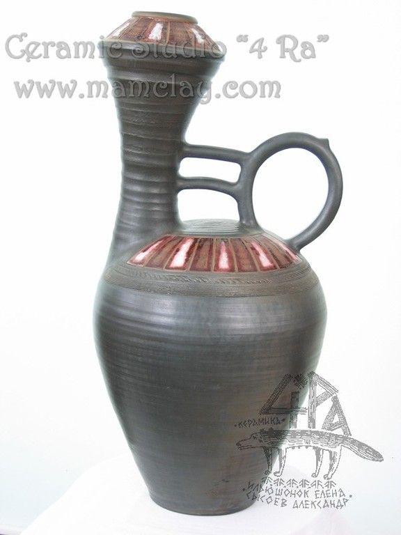 """5-004 - Студия керамики """"4Ра"""". Посуда, изразцы, панно ручной работы."""