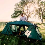 K& Rite Oversize Tent Cot & 23 best Vehicles | Roof Top Tents images on Pinterest | Top tents ...