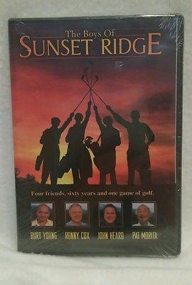 Boys of Sunset Ridge, New DVD, John Heard, Burt Young, Pat Morita, Ronny Cox