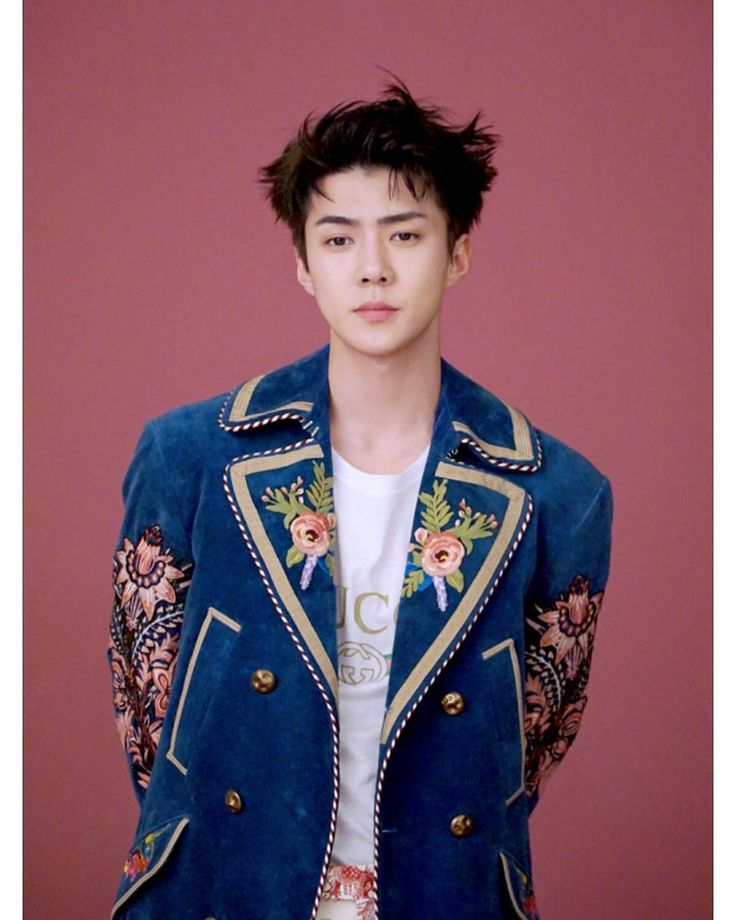 "Via @sehun_diary) on Instagram: ""- [Official] 《170307》 EXO Vyrl update. Sehun for L'Optimum Thailand Magazine. --♡-- {#sehun ||…"""