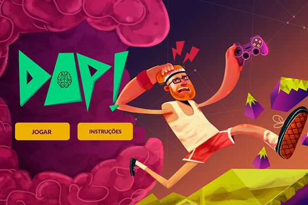 DOP! Newsgame on Behance