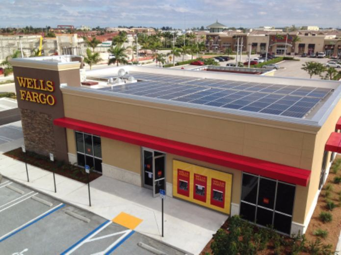 Wells Fargo Global Operations Now Powered by 100 Percent Renewable Energy  SAN FRANCISCO--(BUSINESS WIRE)--Wells Fargo & Company (NYSE: WFC) today announced that 100 percent of its global electricity consumption for 2017 will be met with renewable energy. The milestone means the company has met the first part of its ... #renewableenergy  #renewables  #cleanenergy  #energy
