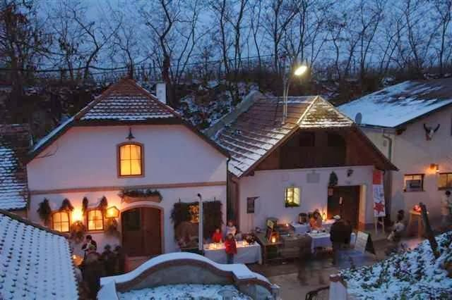 Advent im Weinviertel, Christmas Time in Lower Austria/Weinviertel