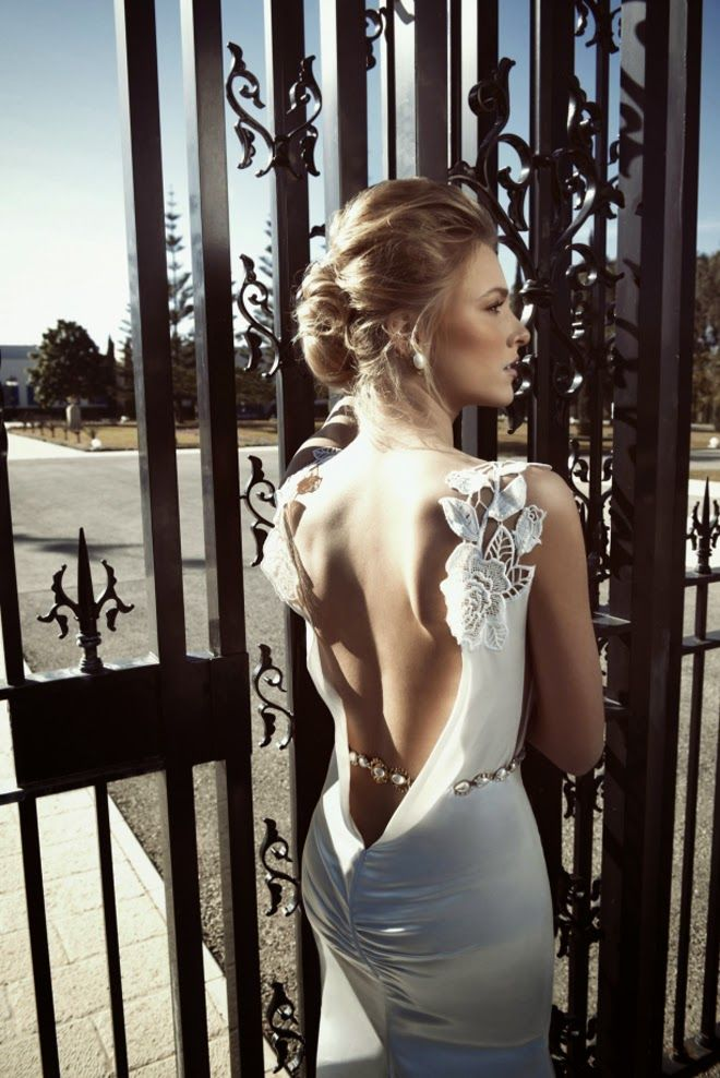 Vestidos de novia ajustados