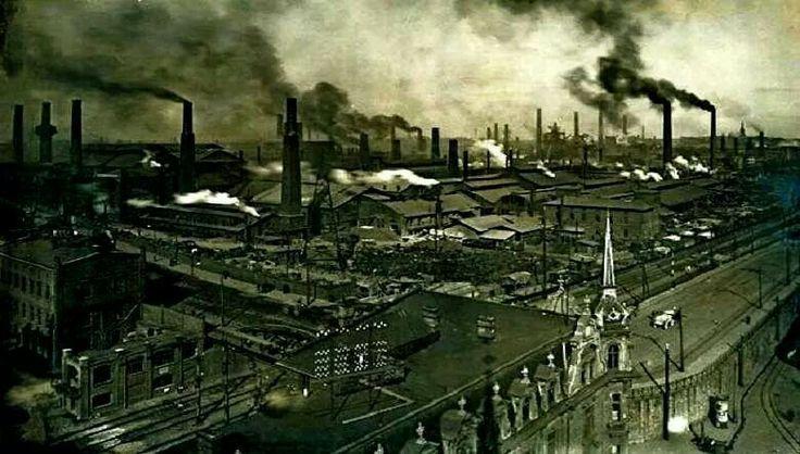 Chorzów Huta Królewska przed Drugą Wojną Światową