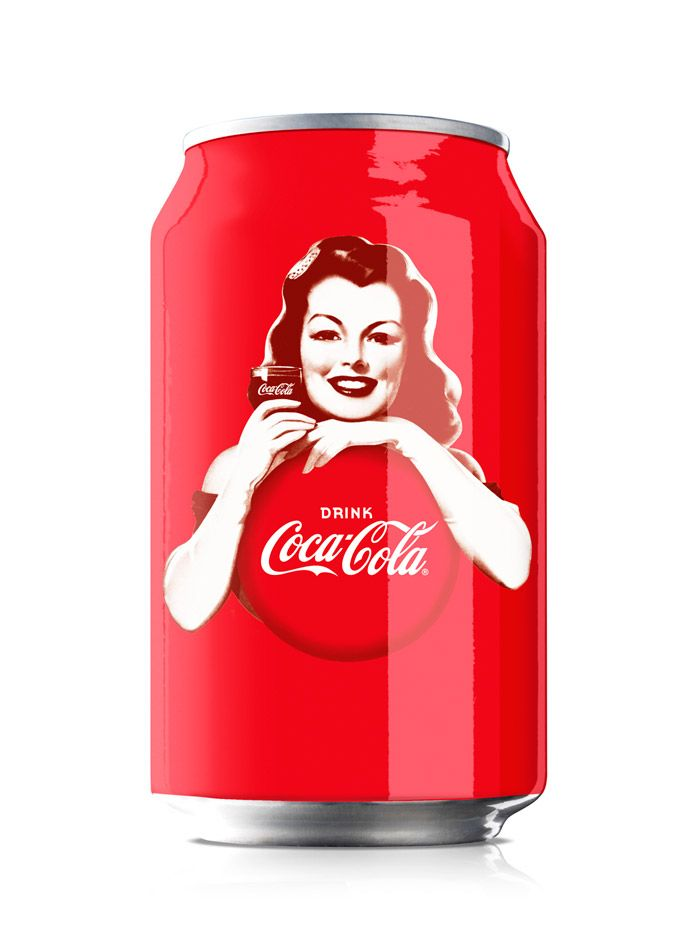Coca-Cola 125Years - The Dieline - The #1 Package Design Website -
