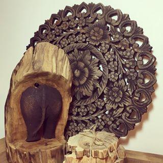 Teak wood carving. Beautiful handmade home decor. #teak #teakwood #handmade #carving #panel #plaque #wallart #wooden #decor #elephant #coasters #homestyle #rusticdecor #rustic #rusticwedding #coaster #homedecor #homedesign #homestyle #homestaging #interiors #interiordesign #interior #natural #instahome #scandinavian #sydney #australia