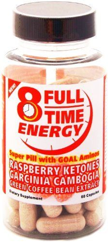 Full-Time Energy AMINO Super Pill with Raspberry Ketones Pure Garcinia Cambogia Extract Green Coffee Bean Extract Plus GOAL Amino Acid Combination Pill - Extreme Diet Pills - The Best Weight Loss Supplements Fat Burners That Works Fast for Women and Men - Dr Recommended GOAL Aminos (Glycine, Ornithine, Arginine and Lysine) 60 Capsules by Full-Time, http://www.amazon.com/dp/B00GFZN7B8/ref=cm_sw_r_pi_dp_9LcPsb0KWTXB5XGT