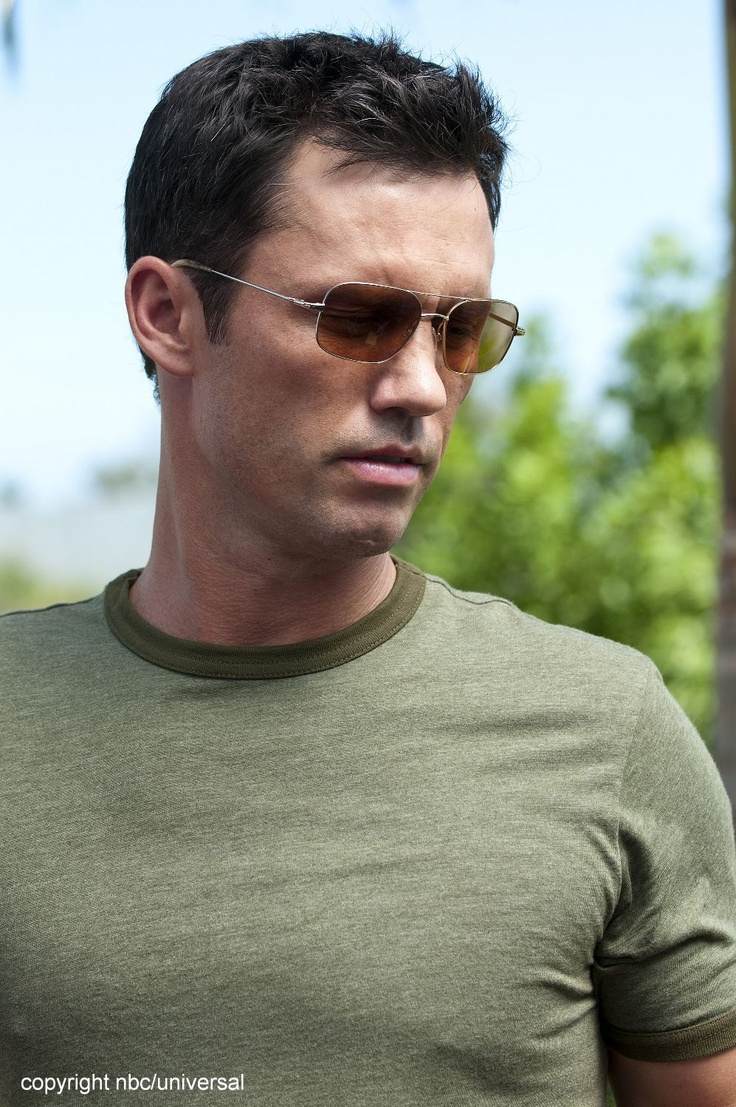 Jeffrey Donovan Burn Notice