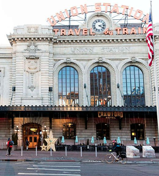 this denver travel guide is all you need, via @goop