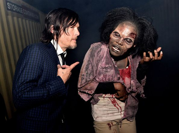 Norman Reedus Photos: 'The Walking Dead' Premiere Afterparty