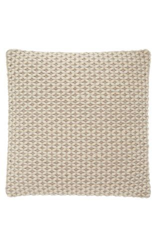 Buy Woolly Twist Cushion from the Next UK online shop