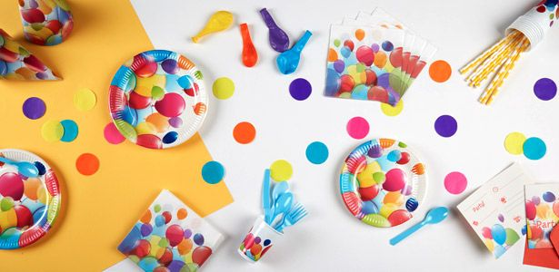 Decorazioni Palloncini di compleanno per compleanni con VegaooParty