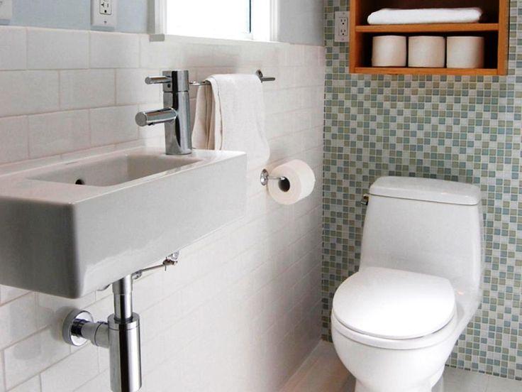 1000 Ideas About Narrow Bathroom Vanities On Pinterest
