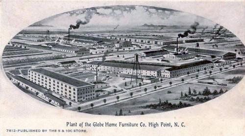 Furniture Making In America: History of High Point — Retrospect