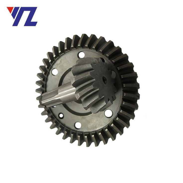 Wholesale 20CrMnTi Bevel Gear For Tricycle Rear Axle