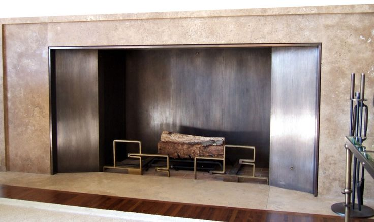Tuell and Reynolds | Custom Work Categories | FIREPLACES