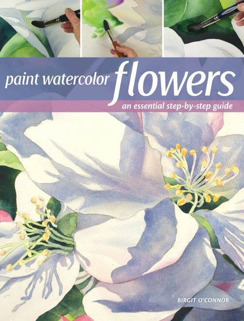 Paint Watercolor Flowers A Beginner S Step By Step Guide