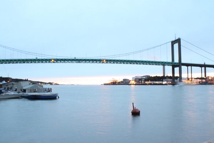 Another shot at Älsvborgsbron, Gothenburg.