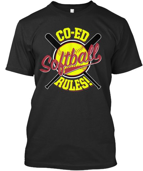 CO-ED Softball Rules