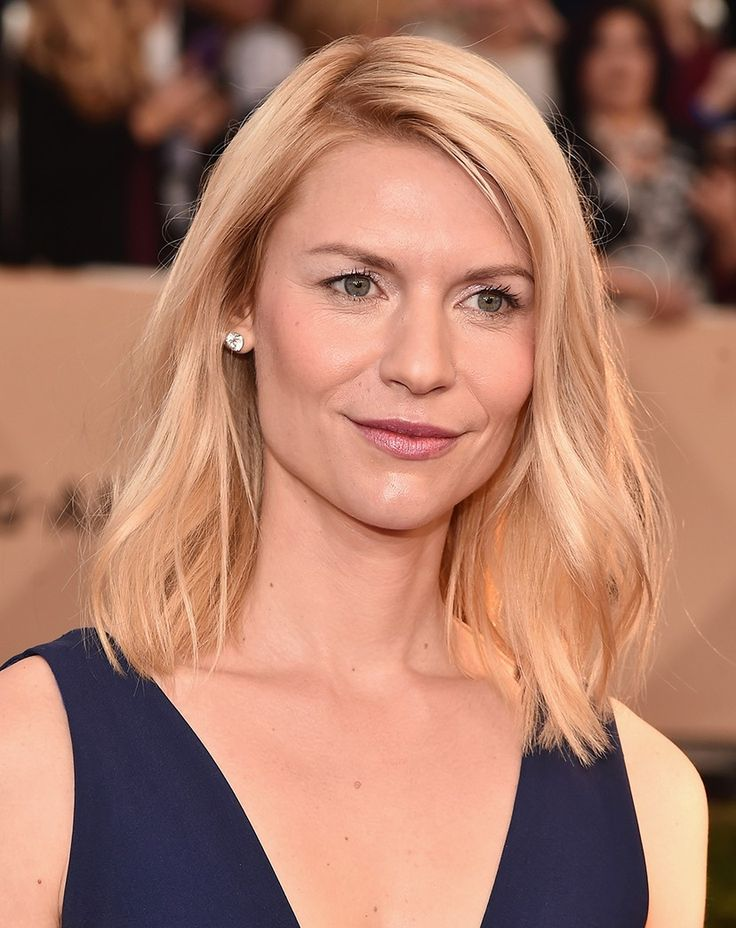 Claire Danes at the 2016 SAG Awards