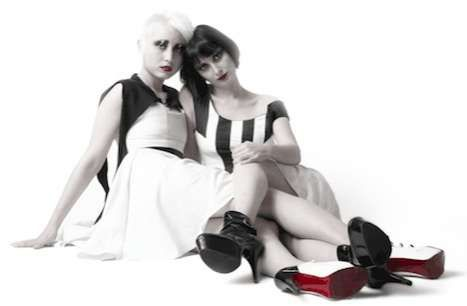 Rachael Reichert Creates Planet-Friendly Fashions in Dark, Edgy Styles #ecofriendly #fashion trendhunter.com