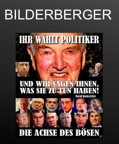 . Bilderberger: Die vermutlich mächtigste Organisation der Welt Sie ist die vermutlich mächtigste Organisation der Welt. Mächtiger als UN, EU, Nato oder OSZE: Die Bilderberger. Viele meinen, die Bi…