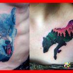 Wolf Tattoos Design For Men   Wolf Tattoos Design Women