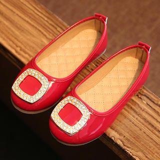 Girls Kids Party Shoes