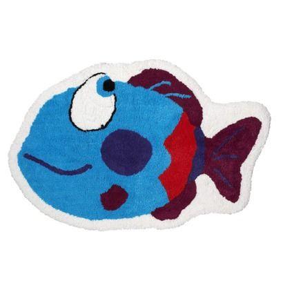 Something  39 s Fishy Rug Target  23 74  Fishy RugKids Bath. 17 Best images about Kid Bathroom on Pinterest   Hooded towels