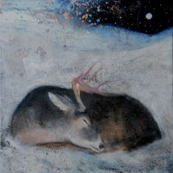 Artist Catherine Hyde  Peace and Beauty