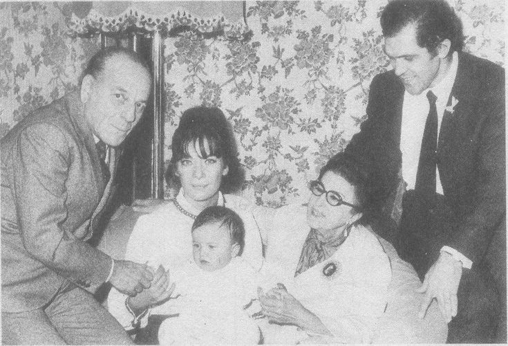 Jenny Karezi, Kostas Kazakos, Alexis Minotis, Katina Paxinou