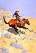 Frederic Remington: The Cowboy