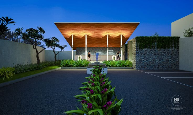S-Villa -Lobby Building
