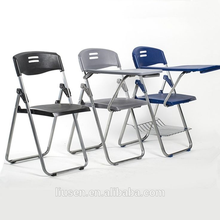 china high quality cheap plastic folding training chair with writing board buy cheap outdoor folding plastic training