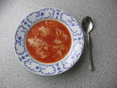 Rajská/Tomato soup