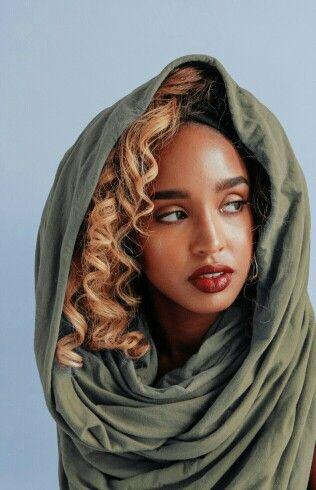 Modesty is beautiful! Black Muslim Women