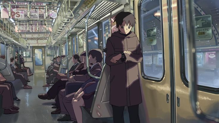 5 Centimeters per Second (2007) by Makoto Shinkai 8.3/10