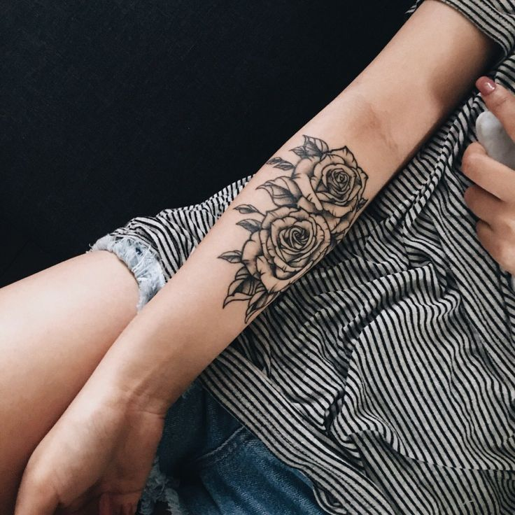 Best 10+ Rose tattoo forearm ideas on Pinterest | Roses, Yellow ...