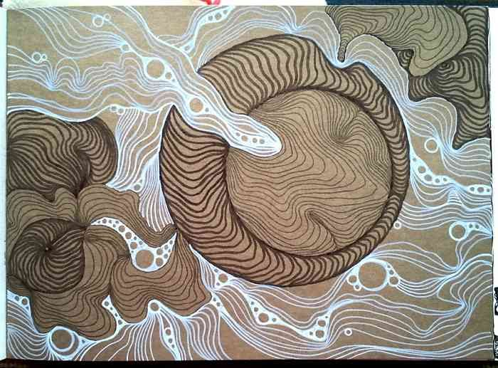 Drawing Lines In Photo : Wtj draw fat and thin lines by space monkey on deviantart