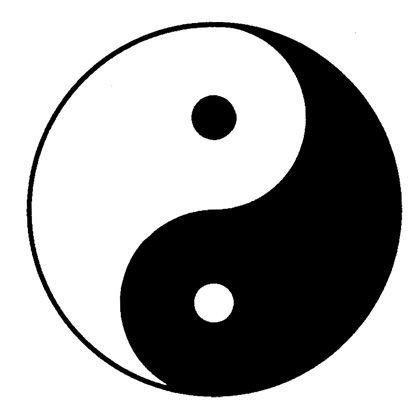 Celtic Karma Symbol | YIN YANG : A Chinese Tao picture of universal harmony and the unity ...