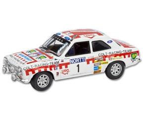 Ford Escort RS1600 MkI - T. Makinen/H. Liddon - 1000 Lakes Rally - 1974     Segundo por excesso de velocidade   Não é habitual que uma prova se decida por excesso de velocidade, mas foi o que aconteceu no Rally dos Mil Lagos de 1974. Timo Mäkinen e Hannu Mikkola, ambos em Ford Escort, travaram um duelo renhido que Mäkinen podia ter ganho mas acabou por perder devido a uma penalização por ter excedido a velocidade permitida num troço de ligação.