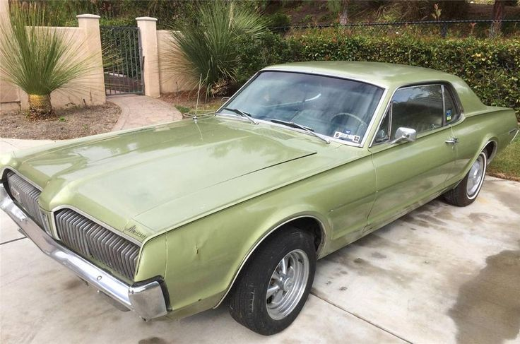 1967 Mercury Cougar 289 V8 / 4-Barrel Carburetor $7,999 or Best Offer!