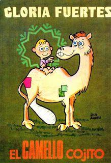El camello se pinchó Con un cardo en el camino Y el mecánico Melchor Le dio vino