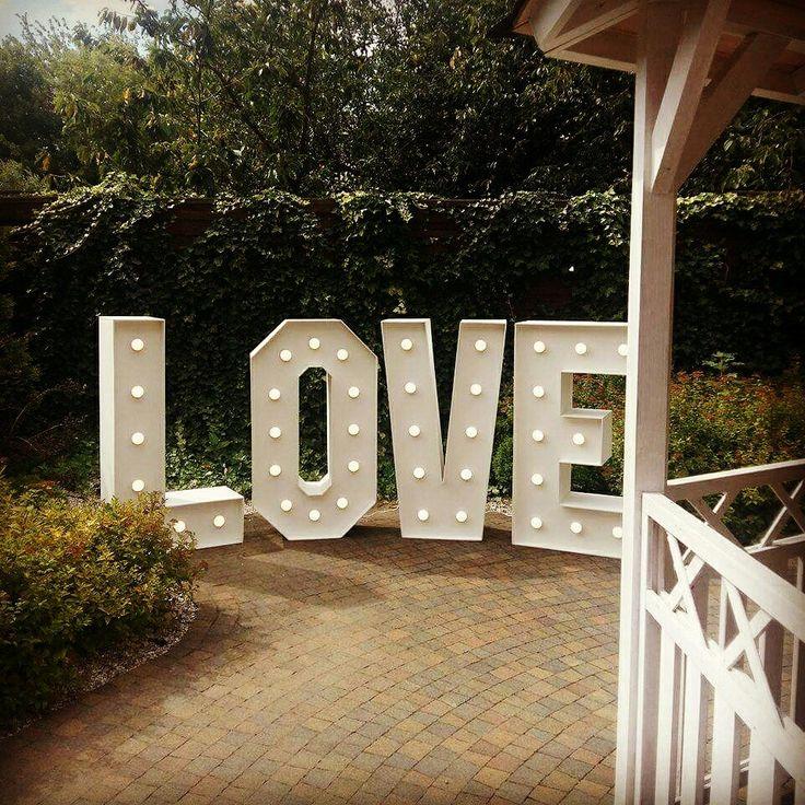 Love Letters Led   NAPIS LOVE www.smart-line.pl