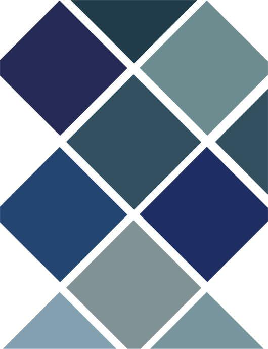 2014 Spring - IMM Color Trend Report via decor 8 - Blue color chart