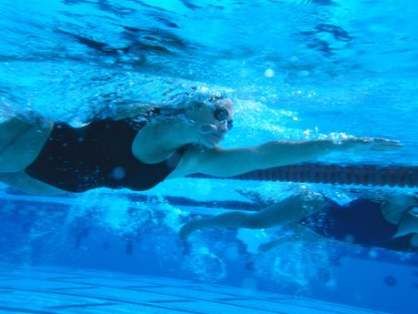 Breathing is one of the most critical components of swimming, but it can also be the trickiest to master. Here are some tips to help your breathing get in a rhythm so it doesn't slow you down.
