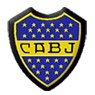 Escudo de Boca Juniors circa 1970