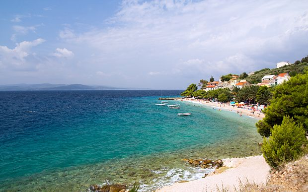 Top 5 beaches in Croatia if you plan to spend your Honeymoon in Croatia