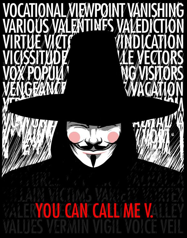 V For Vendetta by Alan Moore | Graphic Novels 101: A Beginners Guide